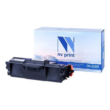 Картридж NVP совместимый NV-TN-3520T для Brother [NV-TN3520T]