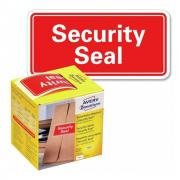 "Этикетки в диспенсере Avery Zweckform охранная пломба ""Security Seal"" 78х38 мм (100 шт) [7310]"