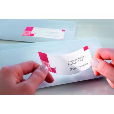 Непросвечивающиеся адресные этикетки Avery Zweckform, 99,1 x 63,5 мм (25 листов) [J4794-25]
