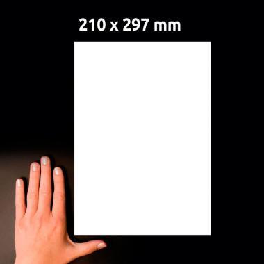 Всепогодные этикетки Avery Zweckform, 210 x 297 мм, белые (10 листов) [J4775-10]