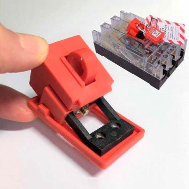 Блокиратор автоматических выключателей свыше 600 В [gwrD13]