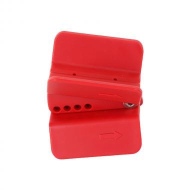 Вставка для блокировки вентилей с дисковым поворотным затвором [gwrF20]