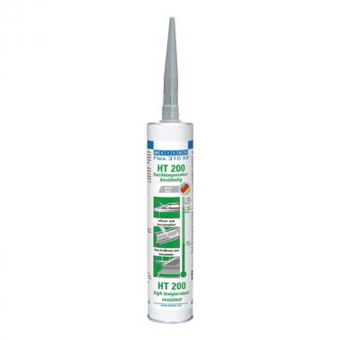 Клей-герметик Weicon Flex 310 M HT 200, 310 мл [wcn13655310]