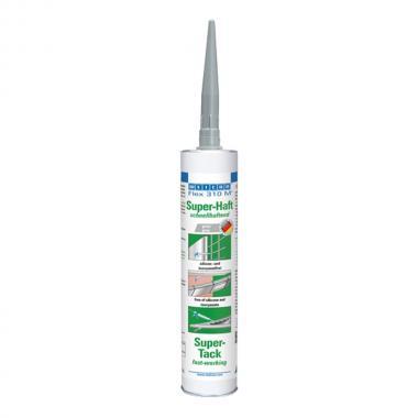 Клей-герметик Weicon Flex 310 M Super-Tack, серый, 290 мл [wcn13652290]