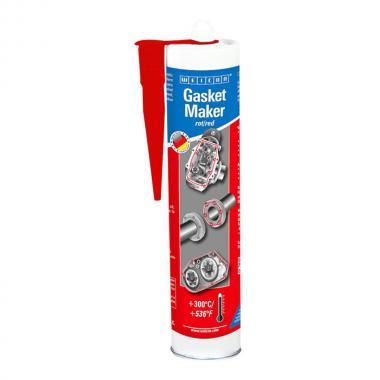 Герметик Weicon Gasket Maker, красный, 310 мл [wcn30100310]