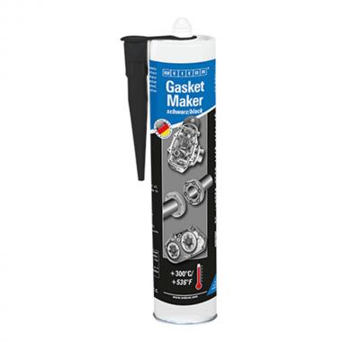 Герметик Weicon Gasket Maker, черный, 310 мл [wcn30101310]