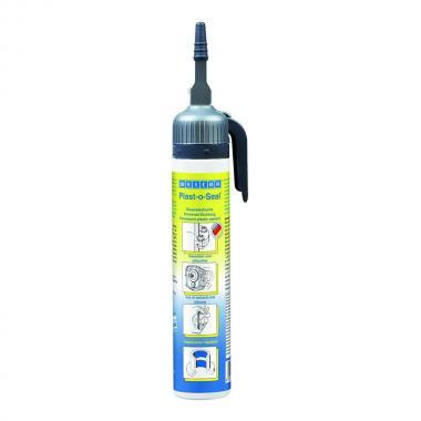 Герметик Weicon Plast-o-Seal, синий, 230 г [wcn30000230]