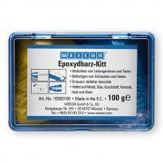 Эпоксидный ремонтный набор Weicon Resin Putty, 0.1 кг [wcn10500100]