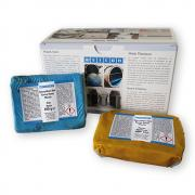 Эпоксидный ремонтный набор Weicon Resin Putty, 0.8 кг [wcn10500800]