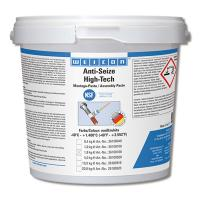 Антикоррозионная паста Weicon Anti-Seize High-Tech, ведро, 1.8 кг [wcn26100180]